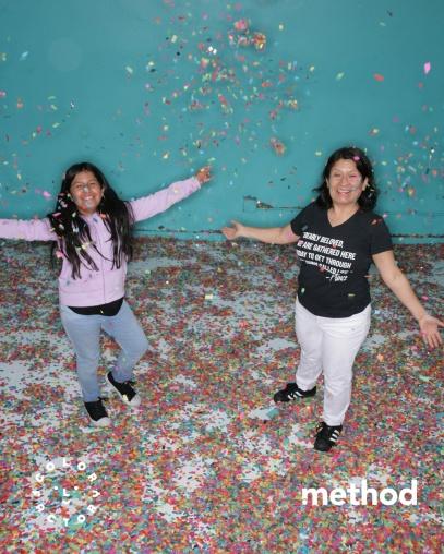 Mandmom confetti